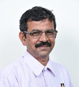 Photo of Krishnamurthy Bhat