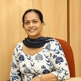 Photo of Shobha J Rodrigues